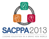 SACPPA 2013 Conference